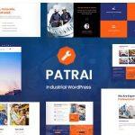 Patrai Industry v1.9 – WordPress工业制造商主题-学课技术网