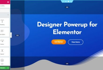 Designer Powerup for Elementor v2.2.3破解版 – WordPress设计插件-学课SEO