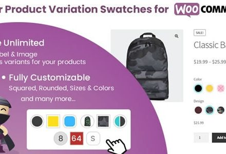 Super Product Variation Swatches for WooCommerce v1.9-学课SEO