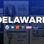 Delaware v1.1.6 – WordPress金融主题-学课技术网