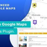 Advanced Google Maps v5.3.0 - 适用于 WordPress 的 Google Maps 插件-学课技术网